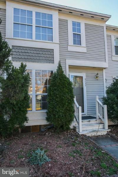 Townhouse For Sale: 5730 Evergreen Knoll Court