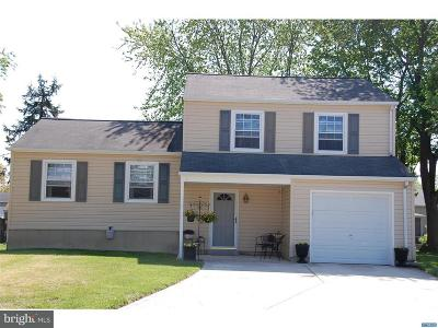 Bear Single Family Home Under Contract: 110 N Dover Court