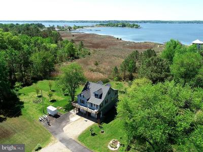 Broomes Island Single Family Home For Sale: 8610 Patuxent Avenue