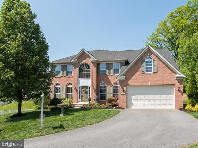 Ellicott City Single Family Home For Sale: 5115 Dawns Way