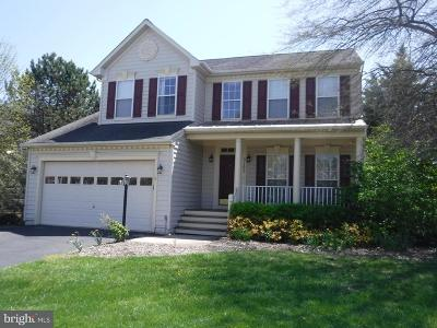 Frederick County Rental For Rent: 9109 Hendry Terrace