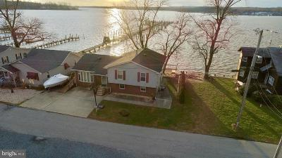 Elkton Single Family Home For Sale: 55 River Road