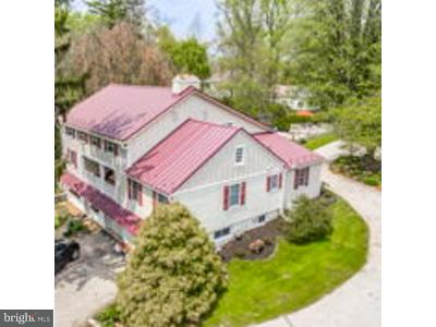 Newtown Square Single Family Home For Sale: 848 Goshen Road