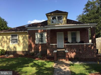Ewing Single Family Home For Sale: 184 Weber Avenue