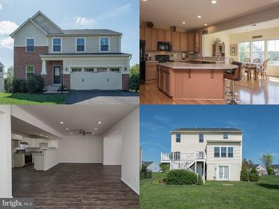 Fauquier County Single Family Home For Sale: 3148 Lake Wesley Court