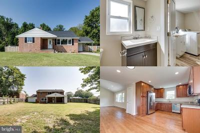 Clinton Single Family Home For Sale: 9305 Gwynndale Drive