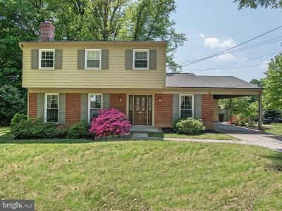 Rockville MD Single Family Home For Sale: $480,000