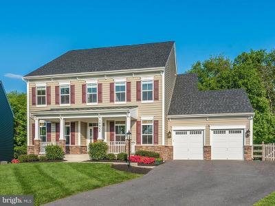 Poolesville Single Family Home For Sale: 19900 Stearns Court