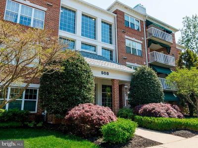Lutherville Timonium Single Family Home Active Under Contract: 508 Limerick Circle #302