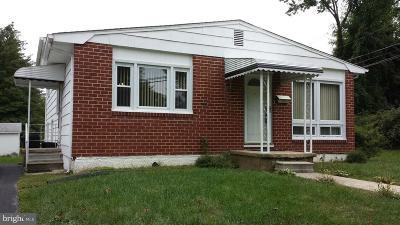 Randallstown Single Family Home For Sale: 3717 Norburn Road