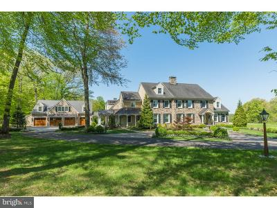 Doylestown Single Family Home For Sale: 5548 Indian Ridge Road