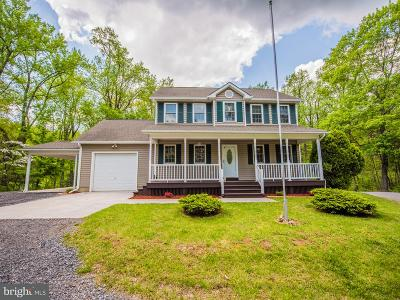 Warren County Single Family Home For Sale: 584 Red Hille Way