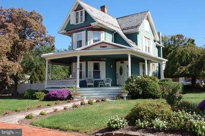 Smithsburg Single Family Home For Sale: 15 Water Street
