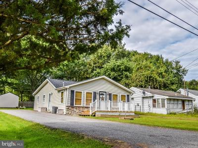 Perryville Single Family Home For Sale: 1485 Carpenters Point Road