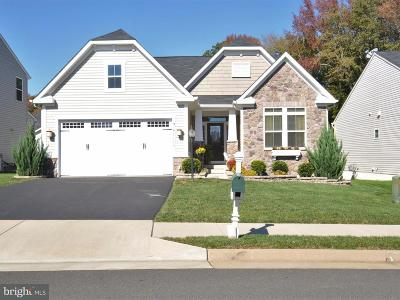 Fauquier County Single Family Home For Sale: 7176 Shepherdstown Road