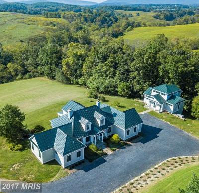 Fauquier County Single Family Home For Sale: 8640 Maidstone Road