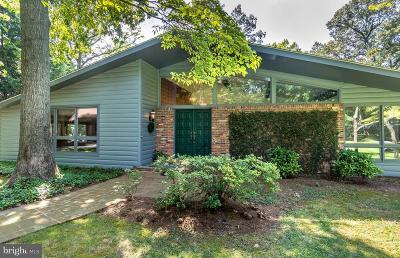 Talbot County Single Family Home For Sale: 8110 Leehaven Road