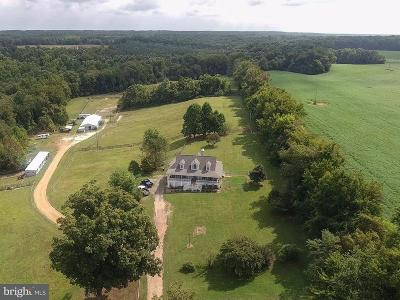 King George County Farm For Sale: 16317 Nanzatico Lane