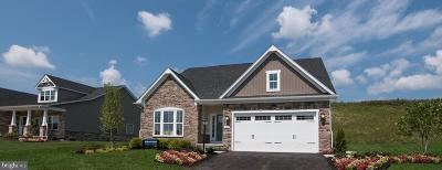 Boonsboro Single Family Home Under Contract: 124 West Wing Way