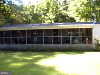 Princess Anne Single Family Home For Sale: 30983 McCormick Swamp Road