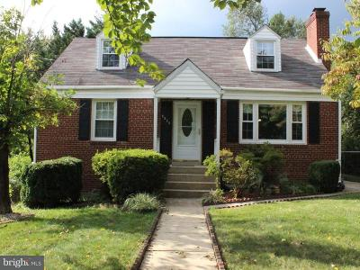 Temple Heights, Temple Hills, Temple Hills Park, Temple Terrace Single Family Home For Sale: 5625 Fisher Road