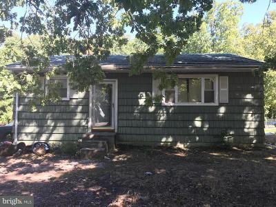 Brandywine Single Family Home Active Under Contract: 14218 S Springfield Road