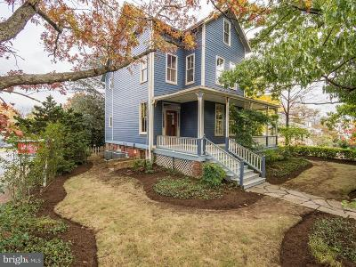 Hyattsville Single Family Home For Sale: 5319 42nd Avenue