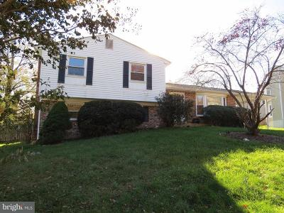 Beltsville Single Family Home Under Contract: 4201 Ulster Road