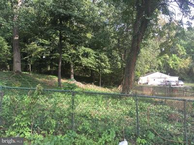 Capitol Heights Residential Lots & Land For Sale: Pacific Avenue