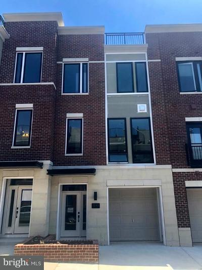 Locus Point, Locust Point, Locust Point/Silo Point Townhouse For Sale: 1243 Cooksie Street