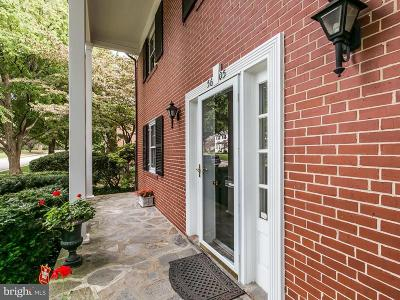 Baltimore Single Family Home For Sale: 5605 Enderly Road