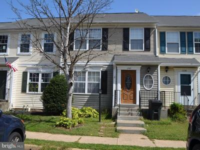 Manassas Single Family Home Active Under Contract: 11102 Light Guard Loop