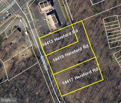 Dale City Commercial For Sale: 14413 Hereford Road