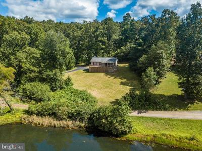 Culpeper County Single Family Home For Sale: 10365 River Road