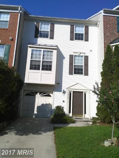 Odenton Townhouse For Sale: 2757 Summers Ridge Drive