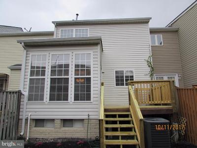 Odenton Townhouse For Sale: 113 Hidden Hill Circle