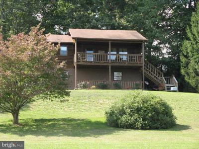 Rappahannock County Single Family Home For Sale: 6 El Charro Lane