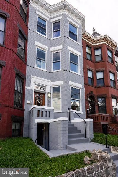 Ledroit Park Townhouse Under Contract: 2022 1st Street NW