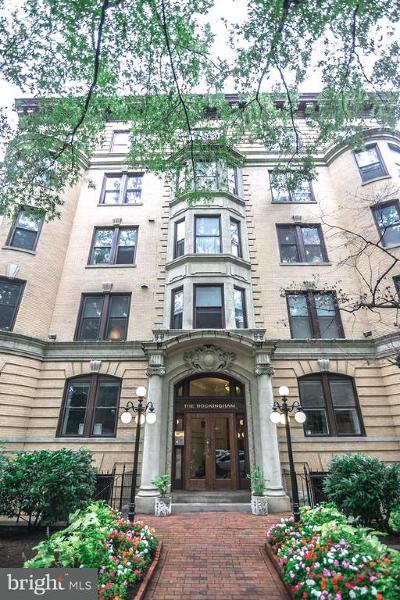 Single Family Home For Sale: 1317 Rhode Island Avenue NW #202