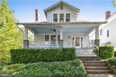 Washington Single Family Home Under Contract: 5533 Hawthorne Place NW