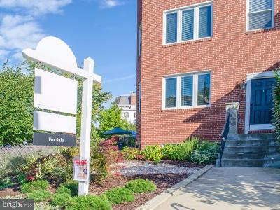 Petworth Townhouse For Sale: 4143 New Hampshire Avenue NW #2