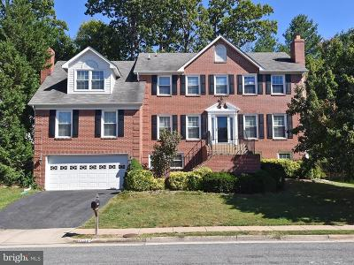 Clifton Single Family Home For Sale: 13945 Marblestone Drive