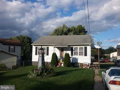 Frostburg Single Family Home For Sale: 11210 Welsh Hill Road