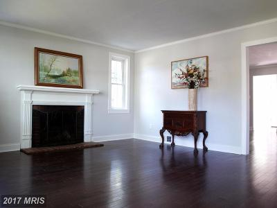 Ellicott City Single Family Home For Sale: 5640 Montgomery Road