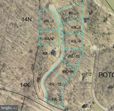 Stafford County Residential Lots & Land For Sale: 8 Lots- Osprey View Lane