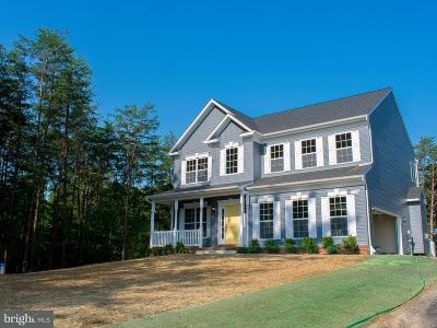 Prince Frederick Single Family Home For Sale: 225 Dares Wharf Road