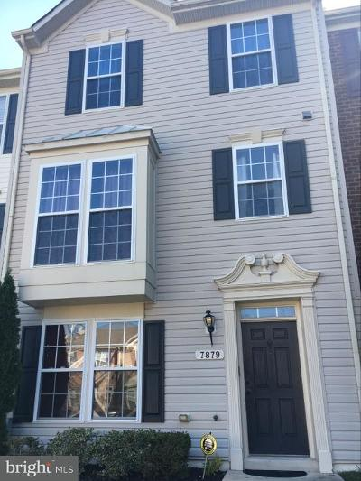 Chesapeake Beach Townhouse Active Under Contract: 7879 Ivy Terrace #C-3