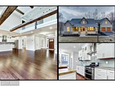 Frederick County Single Family Home For Sale: Thurston Road