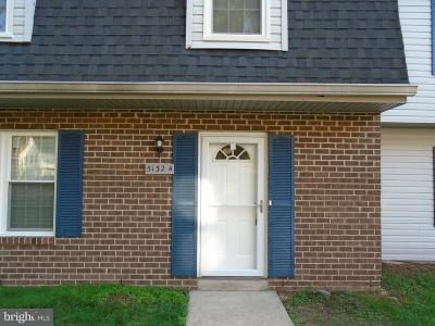 Waldorf Townhouse For Sale: 5132 Shawe Place #11-K