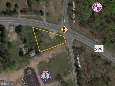 Charles County Residential Lots & Land For Sale: 7835 Hawthorne Road